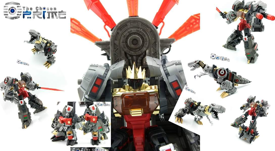[FansProject] Produit Tiers - Jouets LER (Lost Exo Realm) - aka Dinobots - Page 2 D6ZSHhxb
