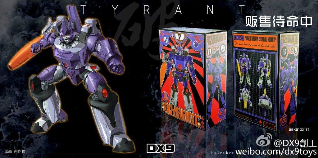 [DX9 Toys] Produit Tiers - D07 Tyrant - aka Galvatron DNJpMHvd