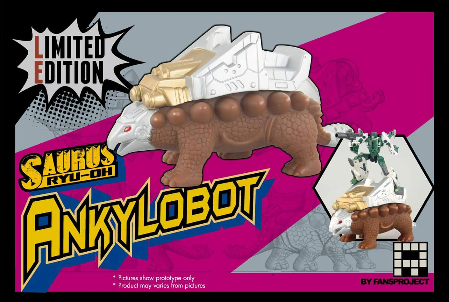 [FansProject] Produit Tiers - Jouet Saurus Ryu-oh aka Dinoking (Victory) | Monstructor (USA) - Page 2 DiQNGQS3