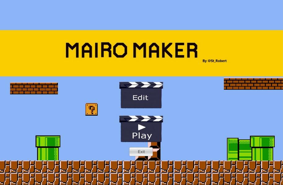 """Mairo Maker PC"", la alternativa gratis al Super Mario Maker de Wii U DkUjKszQ"