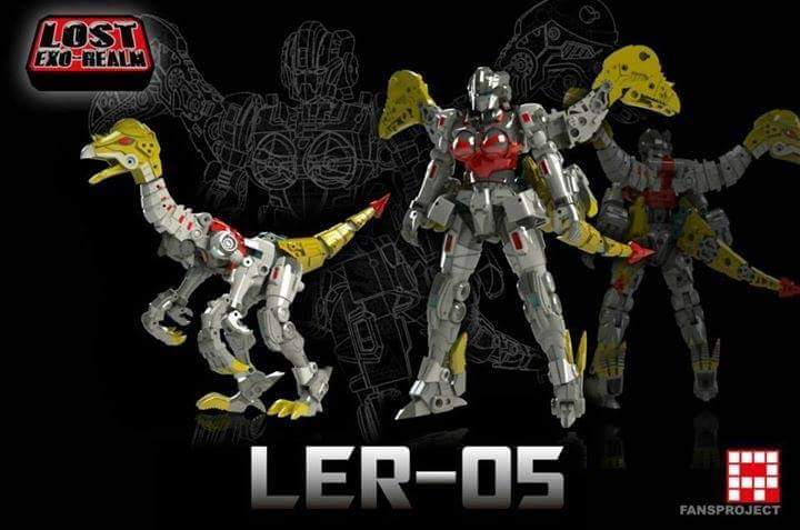 [FansProject] Produit Tiers - Jouets LER (Lost Exo Realm) - aka Dinobots - Page 2 EVKc0k5N