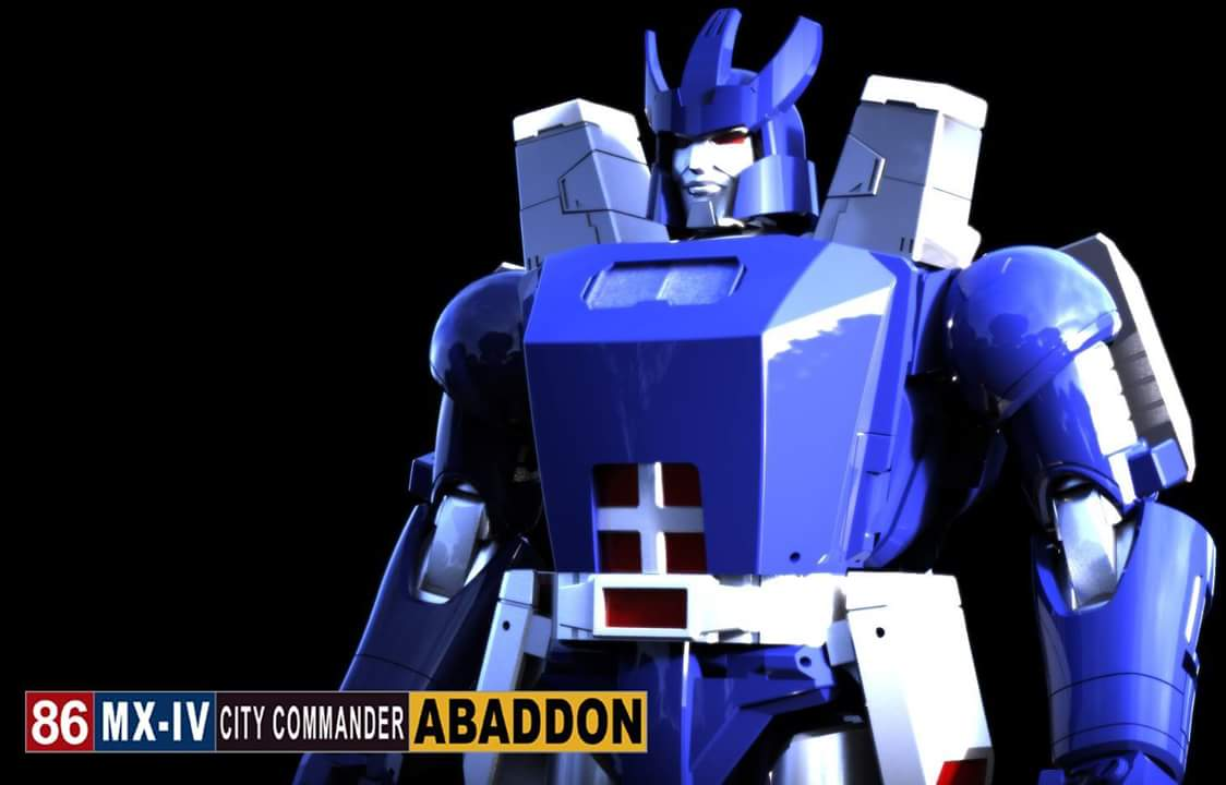 [X-Transbots] Produit Tiers - Jouet MX-IV Abaddon - aka Galvatron FUp6s8nU