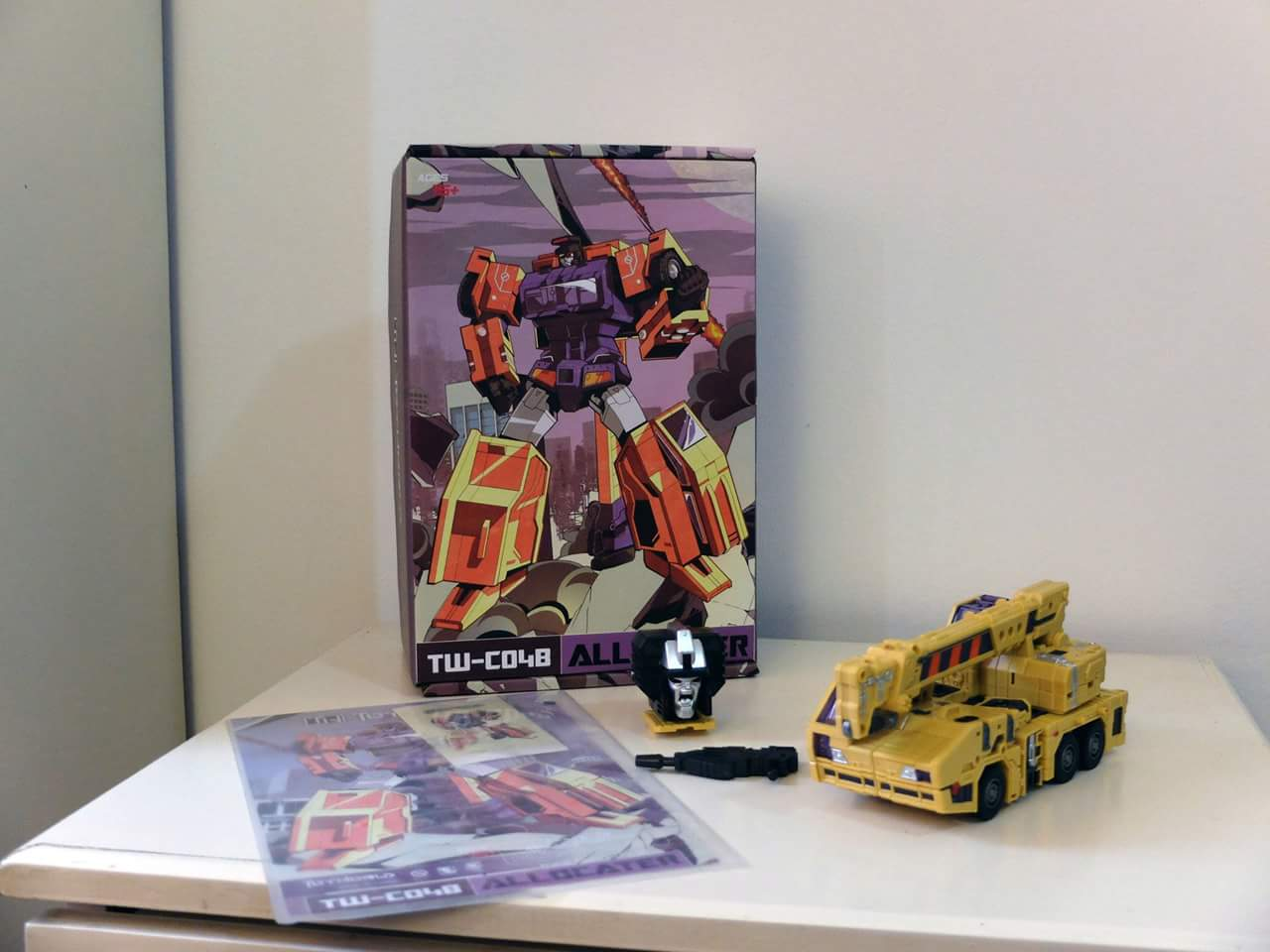 [Toyworld] Produit Tiers - Jouet TW-C Constructor aka Devastator/Dévastateur (Version vert G1 et jaune G2) - Page 8 Fx2jK9AM