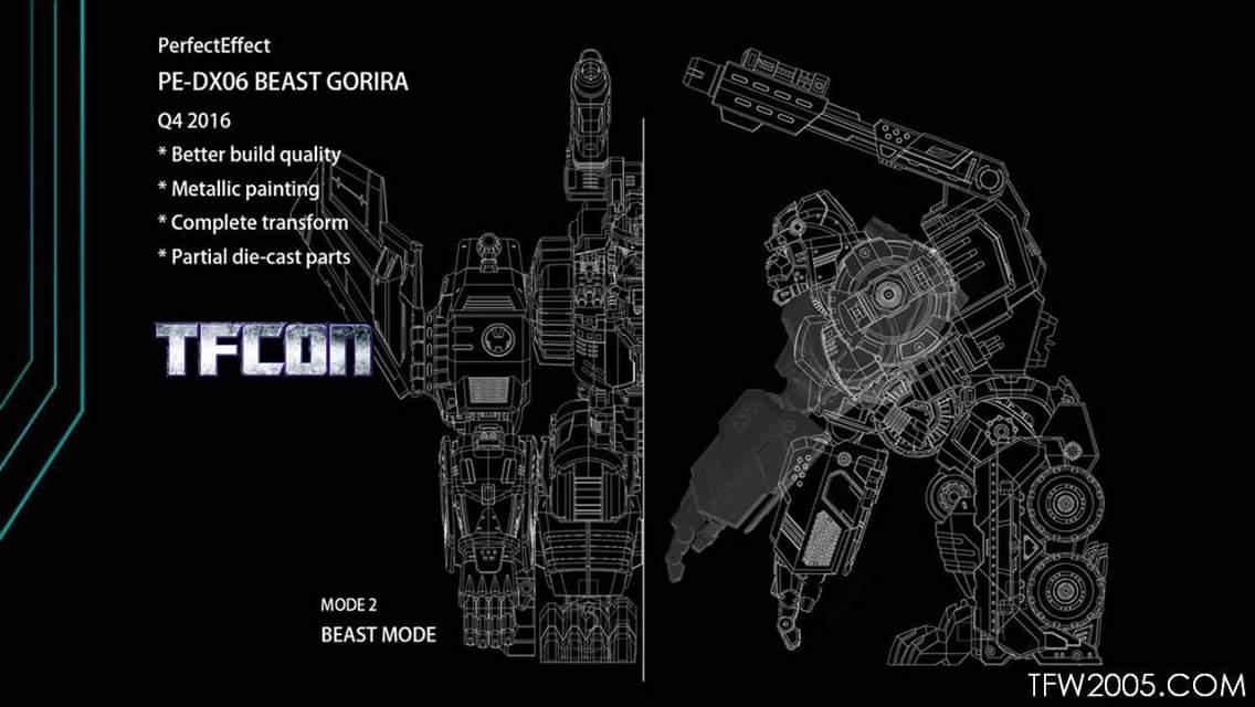 [PerfectEffect] Produit Tiers - Gamme DX - Basé sur Beast Wars et Beast Wars II - Page 2 GmUbp0zb