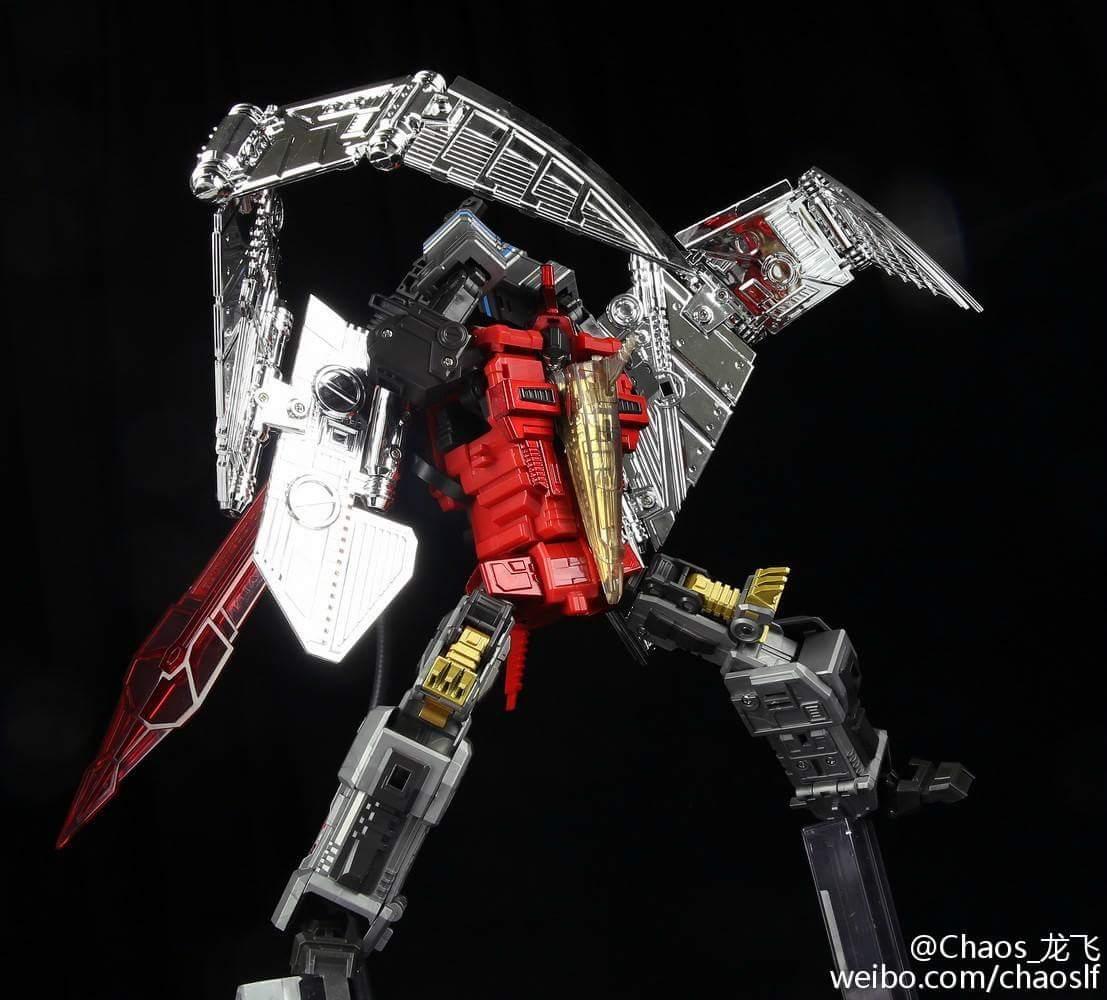[GCreation] Produit Tiers - Jouet ShuraKing - aka Combiner Dinobots - Page 5 GulHkFIW