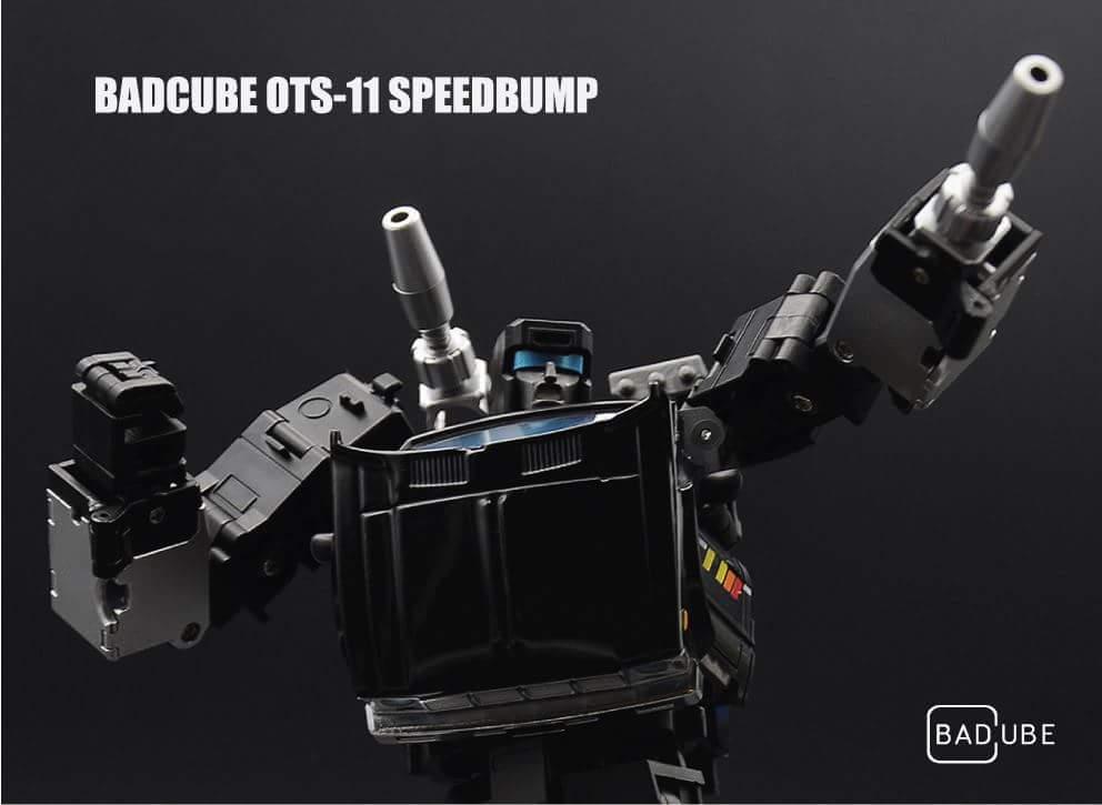 [BadCube] Produit Tiers - Jouet OTS-11 Speedbump - aka Trailbreaker/Glouton Hge6PEWl