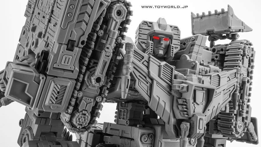 [Toyworld] Produit Tiers - Jouet TW-C Constructor aka Devastator/Dévastateur (Version vert G1 et jaune G2) - Page 2 IpXraJkE