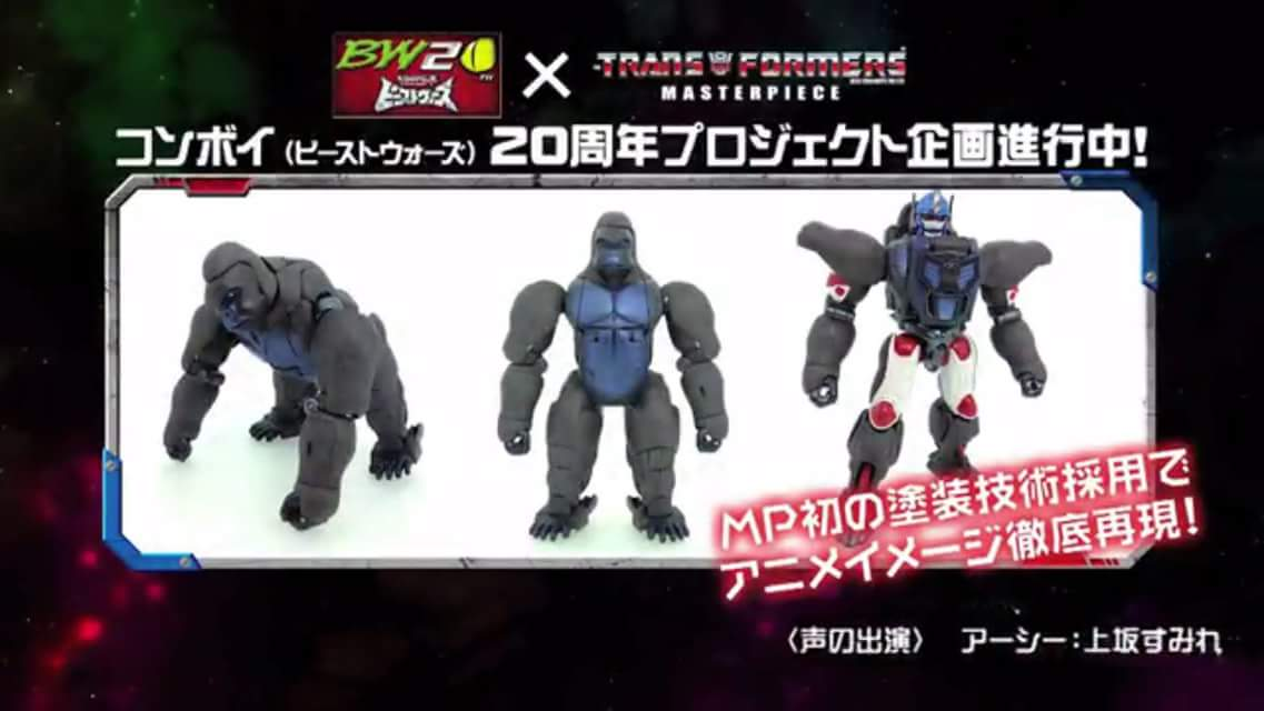 [Masterpiece] MP-32, MP-38 Optimus Primal et MP-38+ Burning Convoy (Beast Wars) - Page 2 JRBrfaNu
