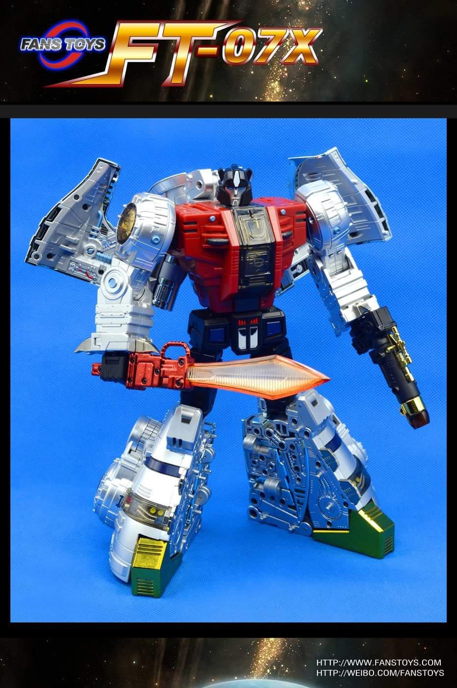 [Fanstoys] Produit Tiers - Dinobots - FT-04 Scoria, FT-05 Soar, FT-06 Sever, FT-07 Stomp, FT-08 Grinder - Page 9 JgB2IrDj