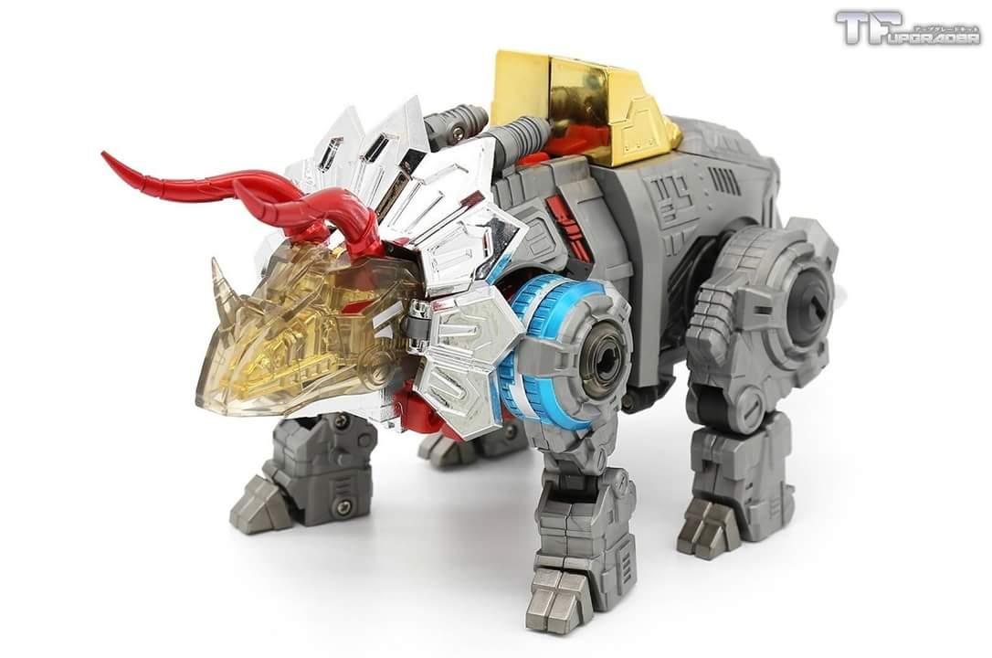 [GCreation] Produit Tiers - Jouet ShuraKing - aka Combiner Dinobots - Page 5 K2mlejK0