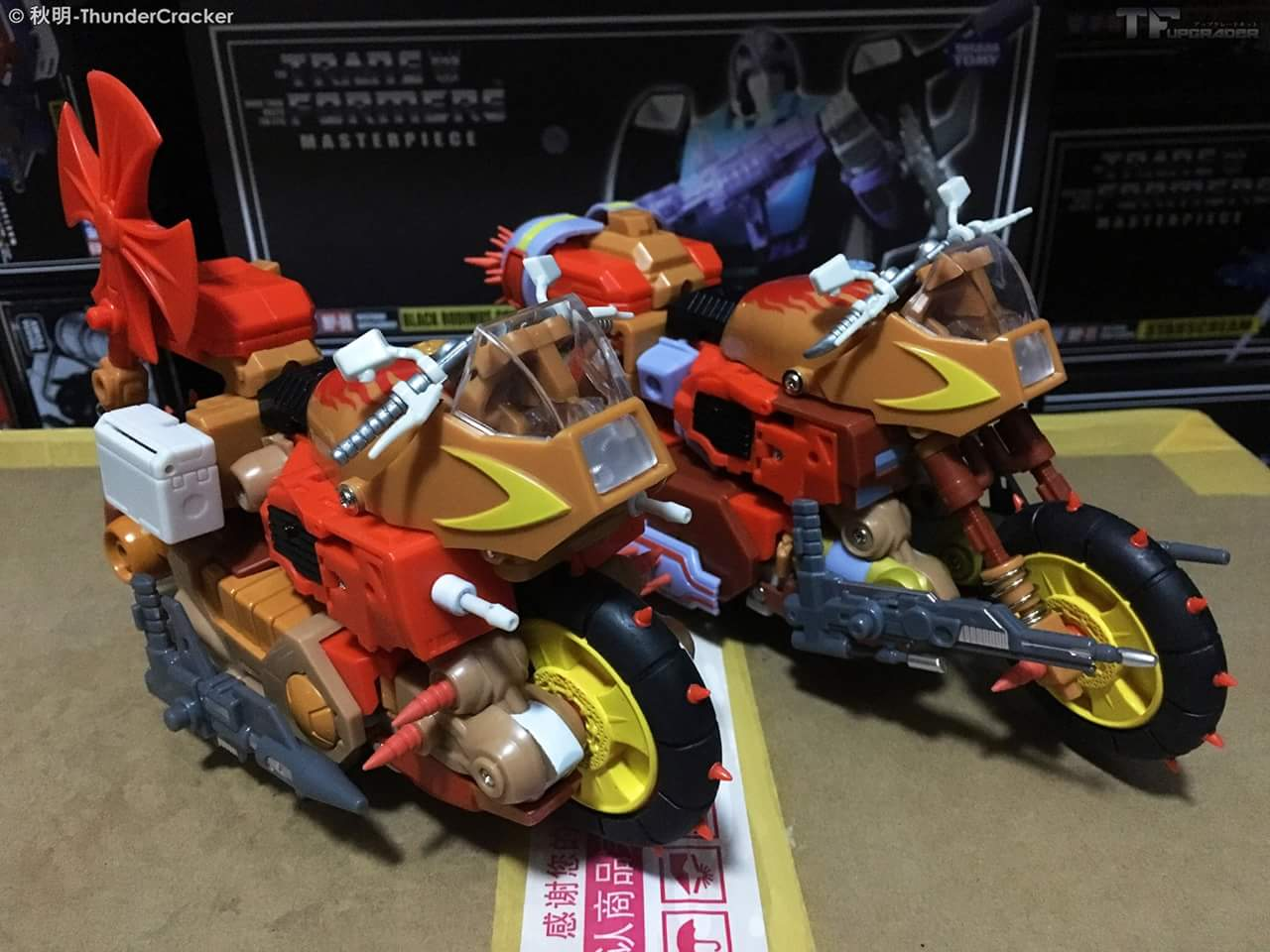 [KFC Toys] Produit Tiers - Jouets Crash Hog (aka Wreck-gar/Ferraille), Dumpyard (aka Junkyard/Décharge) et autres Junkions/Ferrailleurs K5tTVn30