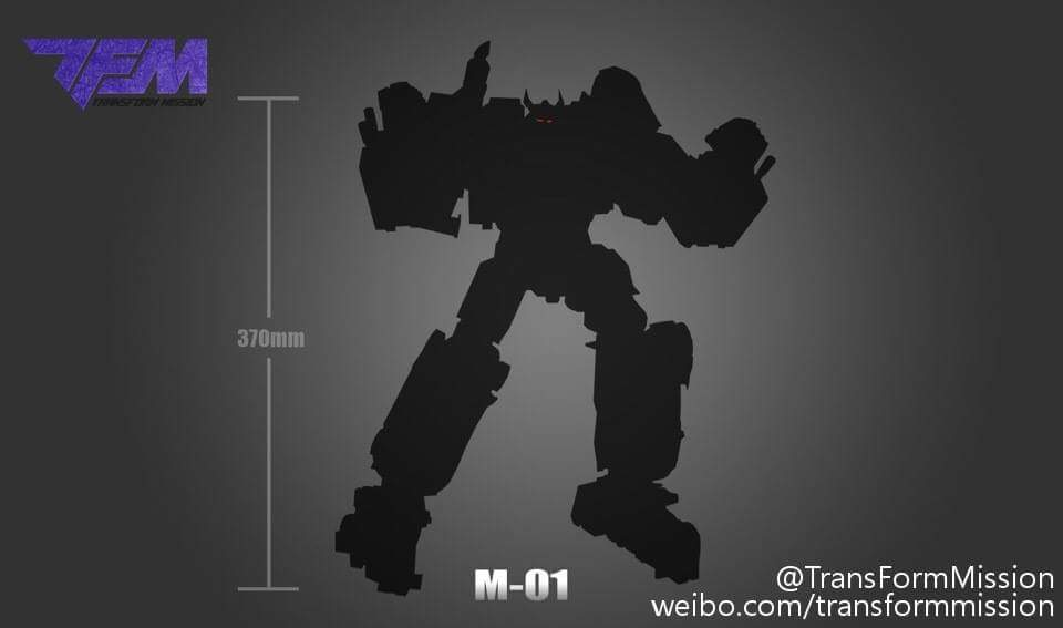 [Transform Mission] Produit Tiers - Jouet M-01 AutoSamurai - aka Menasor/Menaseur des BD IDW KE6TULQC
