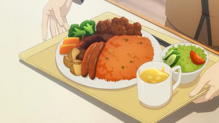 [Anime] 2D food art KSvfx1sM