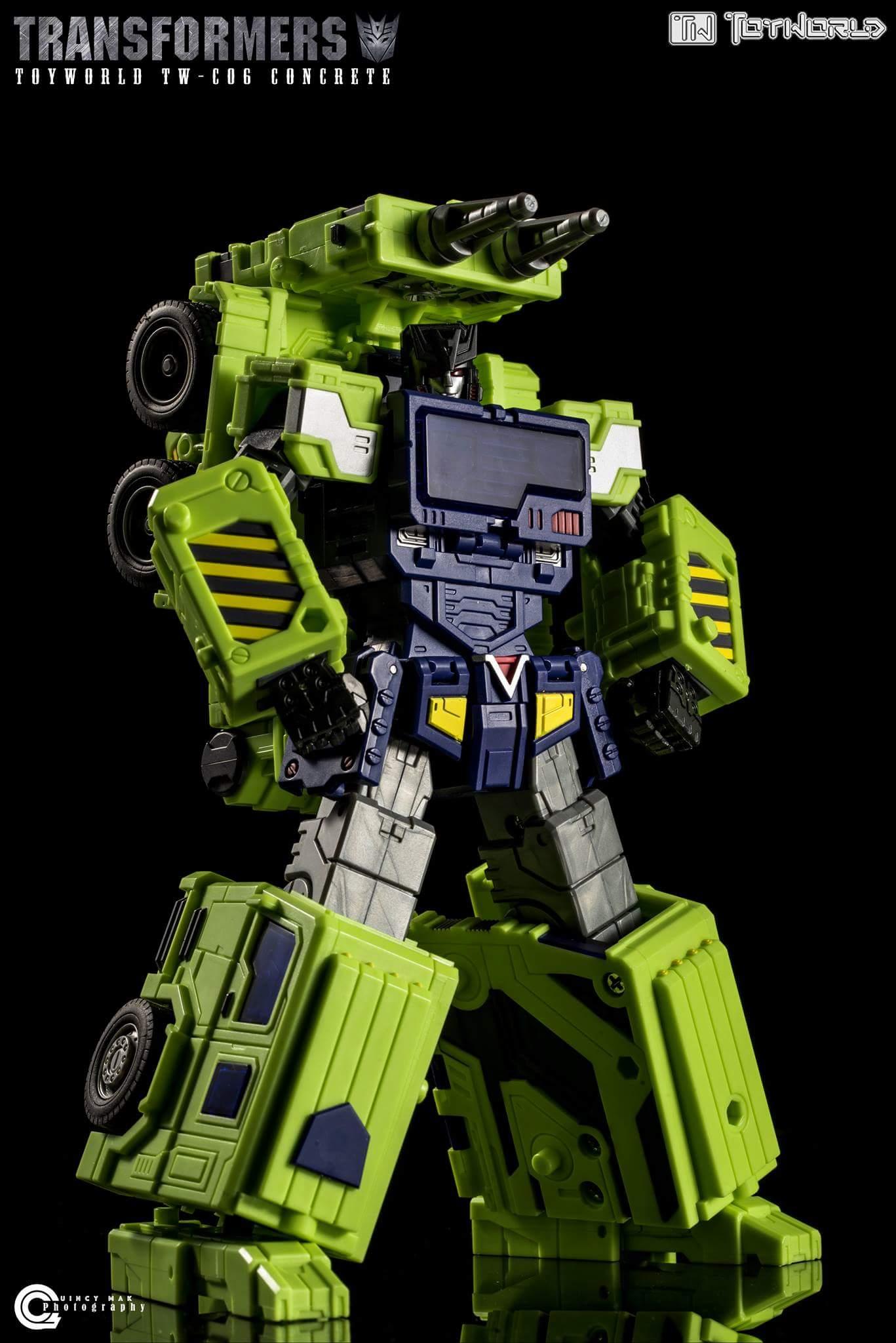 [Toyworld] Produit Tiers - Jouet TW-C Constructor aka Devastator/Dévastateur (Version vert G1 et jaune G2) - Page 4 LSLoJhcZ