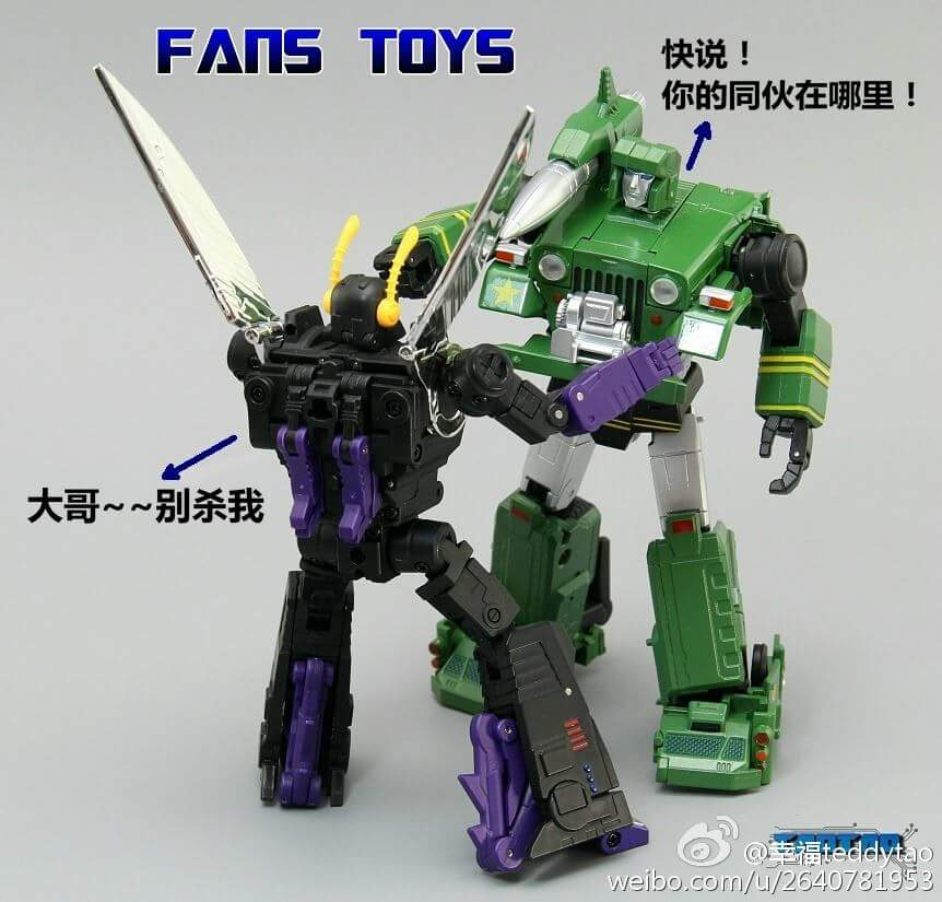 [Fanstoys] Produit Tiers - Jouet FT-12 Grenadier / FT-13 Mercenary / FT-14 Forager - aka Insecticons - Page 3 Lng5dgh7