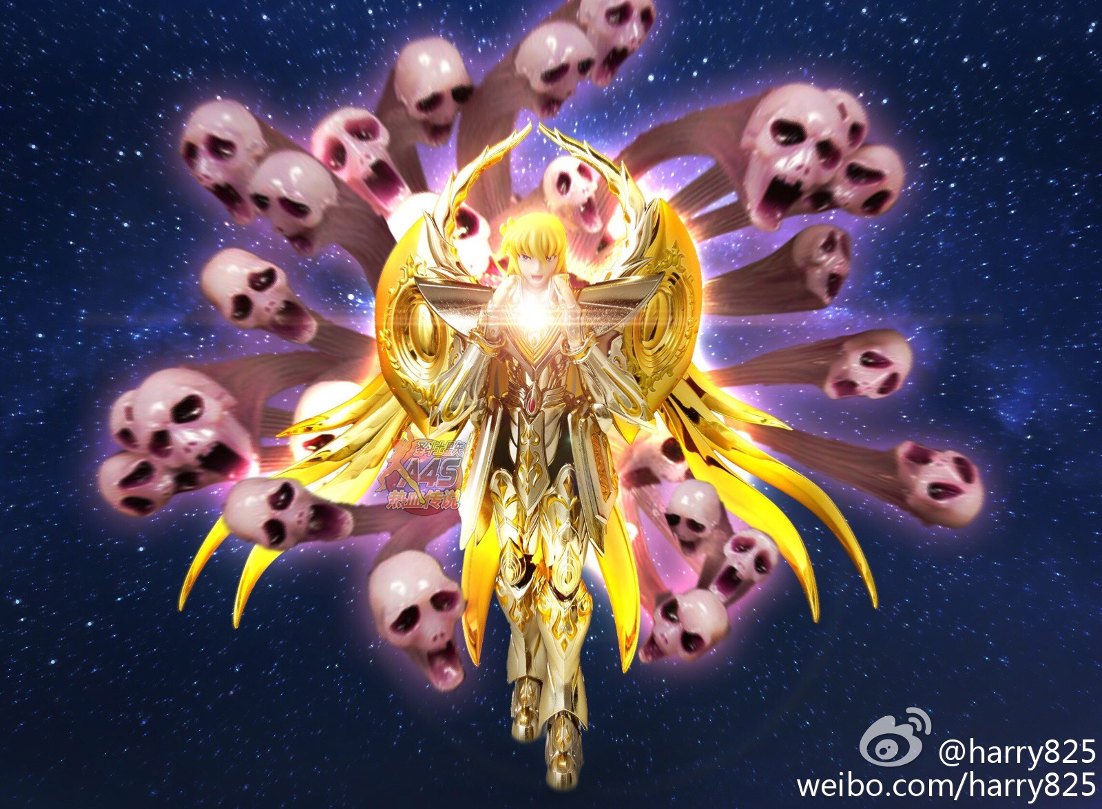 [Comentários]Saint Cloth Myth EX - Soul of Gold Shaka de Virgem - Página 5 M6BvuDYP