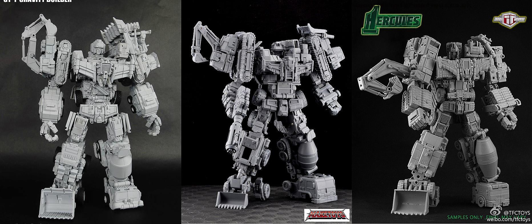 [Generation Toy] Produit Tiers - Jouet GT-01 Gravity Builder - aka Devastator/Dévastateur MAPExWN2