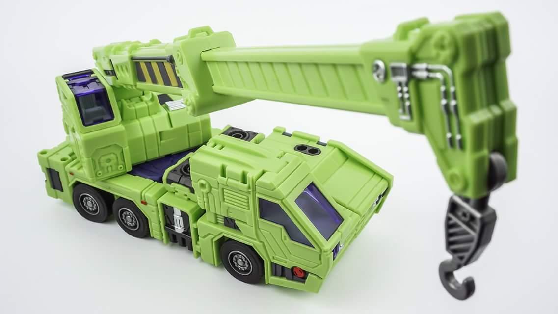 [Toyworld] Produit Tiers - Jouet TW-C Constructor aka Devastator/Dévastateur (Version vert G1 et jaune G2) - Page 6 MYXoEjm2