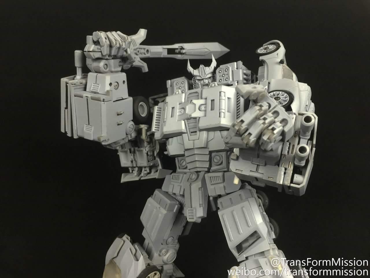[Transform Mission] Produit Tiers - Jouet M-01 AutoSamurai - aka Menasor/Menaseur des BD IDW NdvcX5Wb