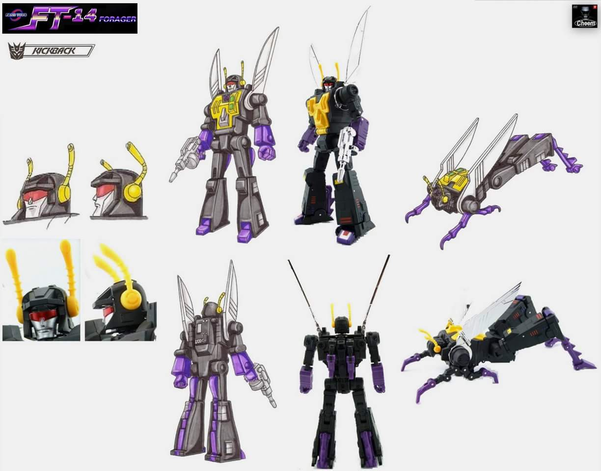 [Fanstoys] Produit Tiers - Jouet FT-12 Grenadier / FT-13 Mercenary / FT-14 Forager - aka Insecticons - Page 3 NiZjlabS