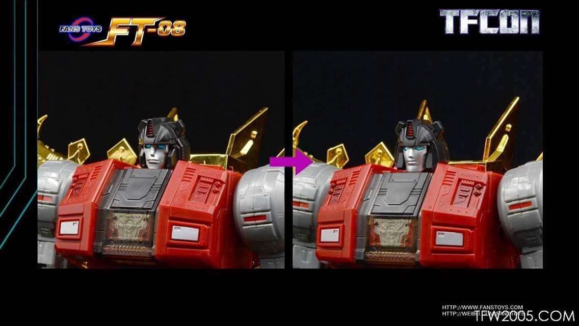 [Fanstoys] Produit Tiers - Dinobots - FT-04 Scoria, FT-05 Soar, FT-06 Sever, FT-07 Stomp, FT-08 Grinder - Page 9 NqhQWGTv
