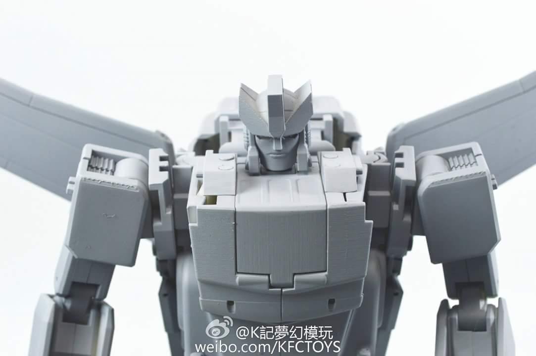 [KFC Toys] Produit Tiers - Jouet E.A.V.I Metal Phase 11A Stratotanker - aka Octane P2tYValu