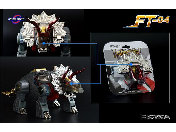 [Fanstoys] Produit Tiers - Dinobots - FT-04 Scoria, FT-05 Soar, FT-06 Sever, FT-07 Stomp, FT-08 Grinder - Page 6 PfBBJP4E
