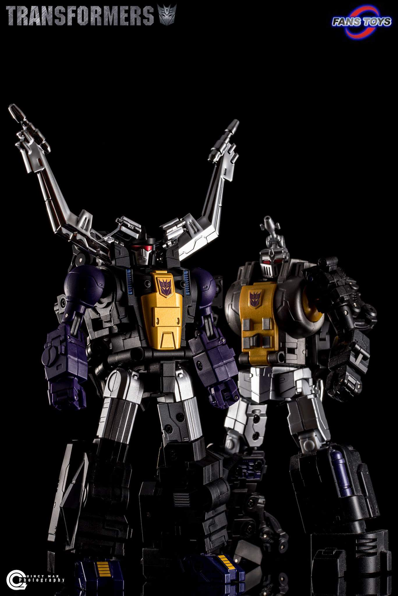 [Fanstoys] Produit Tiers - Jouet FT-12 Grenadier / FT-13 Mercenary / FT-14 Forager - aka Insecticons - Page 3 PnY0Ixyj