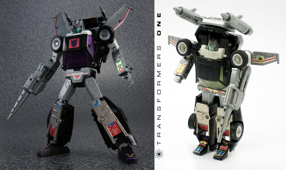 [Masterpiece] MP-25L LoudPedal (Noir) + MP-26 Road Rage (Rouge) ― aka Tracks/Le Sillage Diaclone - Page 2 QvNAsTlK