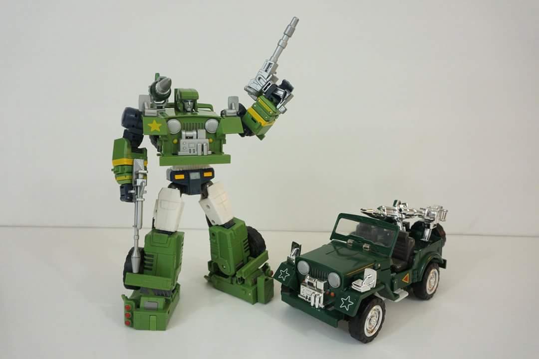 [Maketoys] Produit Tiers - Jouet MTRM-02 Gundog - aka Hound/Dépisteur RpQ6WgcO