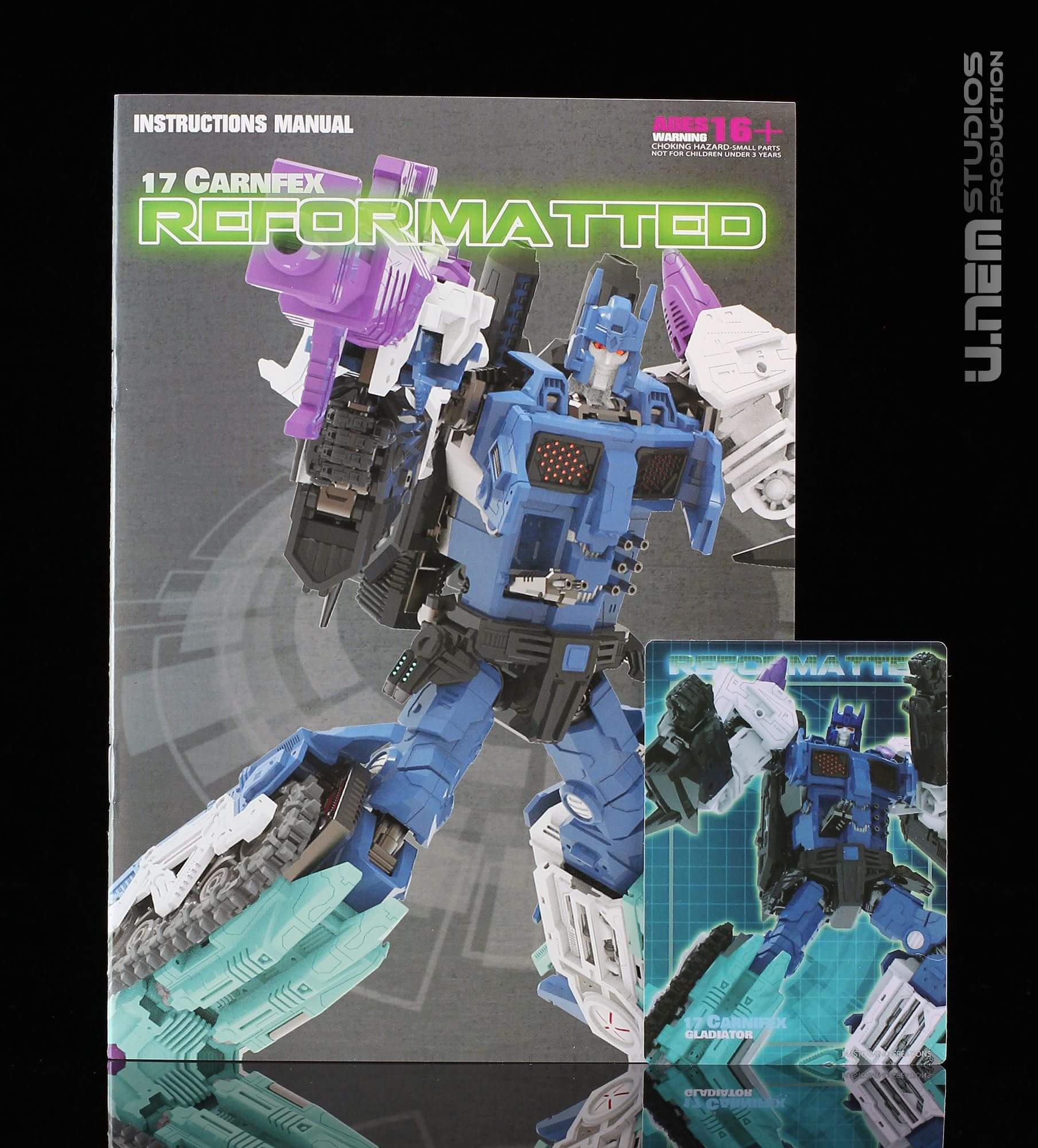 [Mastermind Creations] Produit Tiers - R-17 Carnifex - aka Overlord (TF Masterforce) - Page 3 SUAbahPk