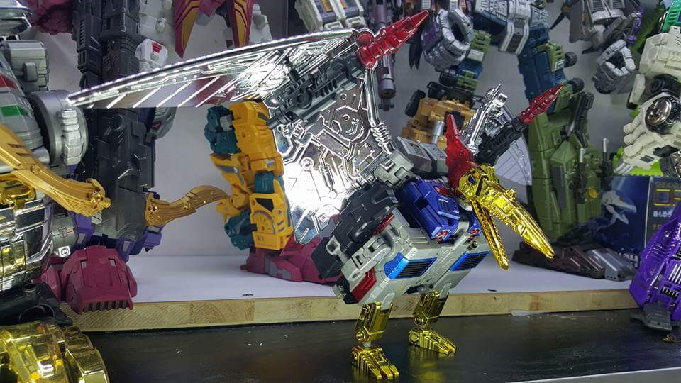 [Toyworld][Zeta Toys] Produit Tiers - Jouet TW-D aka Combiner Dinobots - Page 2 SeIgMl9S