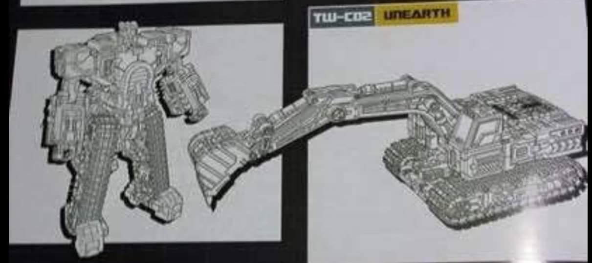 [Toyworld] Produit Tiers - Jouet TW-C Constructor aka Devastator/Dévastateur (Version vert G1 et jaune G2) ShlkM1Gn