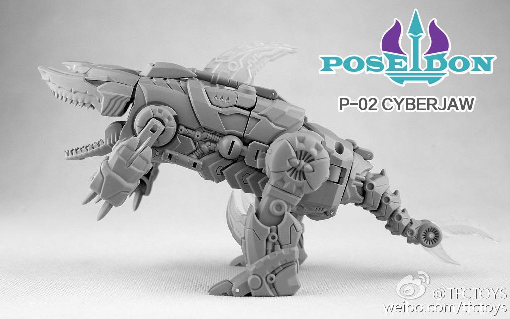 [TFC Toys] Produit Tiers - Jouet Poseidon - aka Piranacon/King Poseidon (TF Masterforce) UUwv0aCq