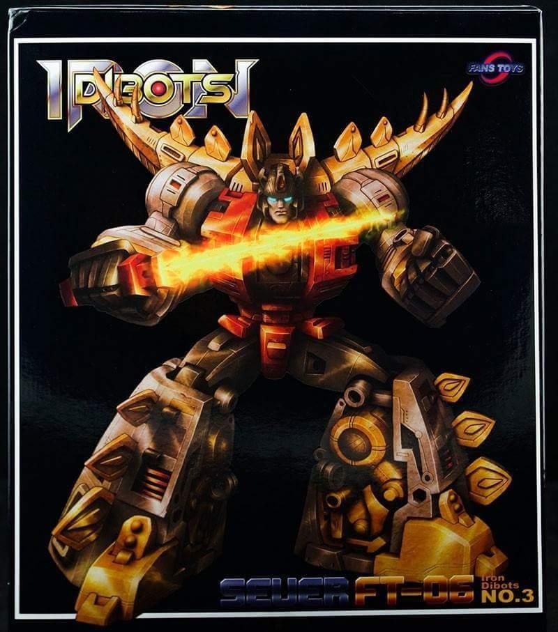 [Fanstoys] Produit Tiers - Dinobots - FT-04 Scoria, FT-05 Soar, FT-06 Sever, FT-07 Stomp, FT-08 Grinder - Page 6 Vu42dslh