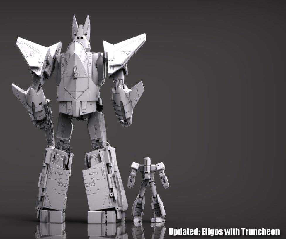 [X-Transbots] Produit Tiers - MX-III Eligos - aka Cyclonus WHuLpAaC