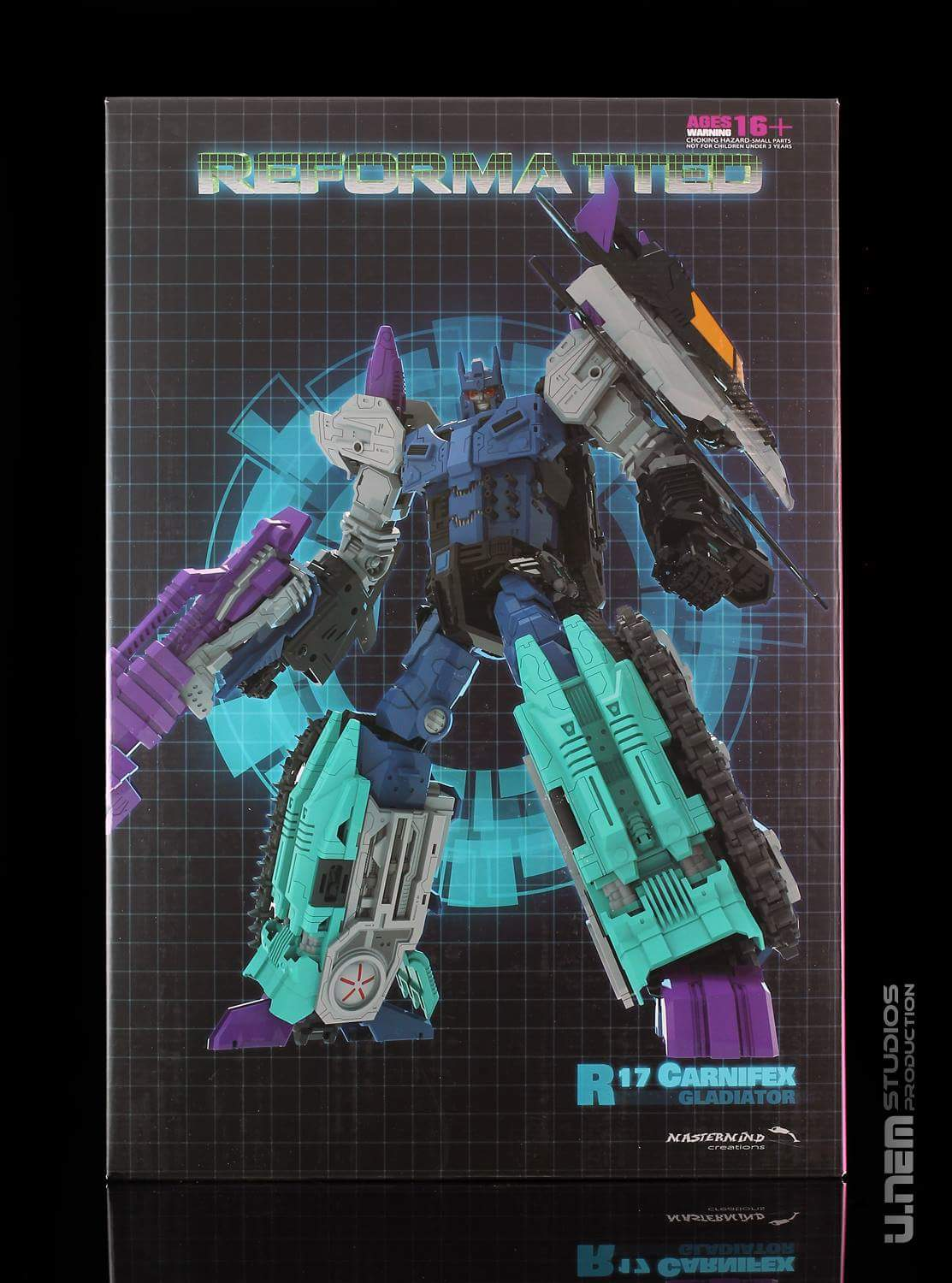 [Mastermind Creations] Produit Tiers - R-17 Carnifex - aka Overlord (TF Masterforce) - Page 3 X5BhLuwL