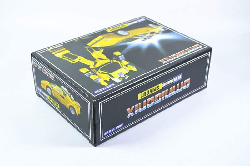 [Omnigonix] Produit Tiers - Jouet V-01 Spinout - aka Sunstreaker/Solo - Page 3 XyYneAER