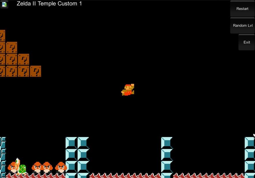 """Mairo Maker PC"", la alternativa gratis al Super Mario Maker de Wii U YhYoMBFs"