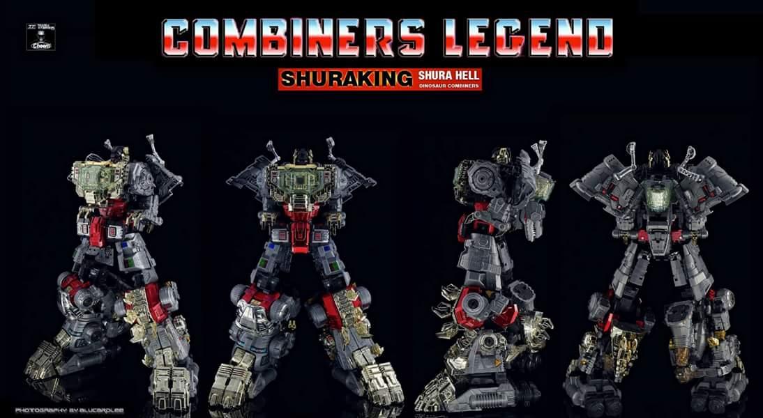 [GCreation] Produit Tiers - Jouet ShuraKing - aka Combiner Dinobots - Page 3 Z72gUNwP