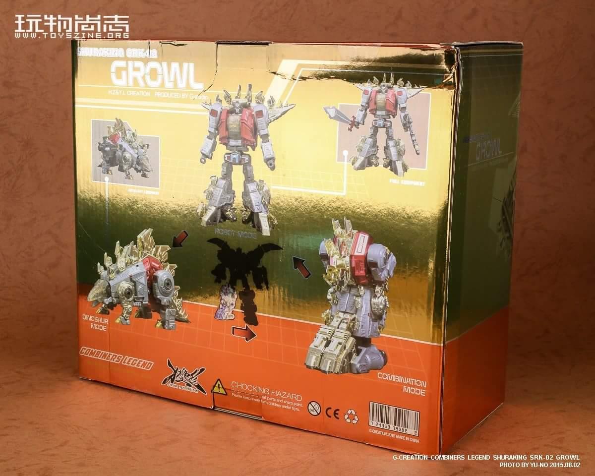 [GCreation] Produit Tiers - Jouet ShuraKing - aka Combiner Dinobots - Page 2 ZJxHLzzB