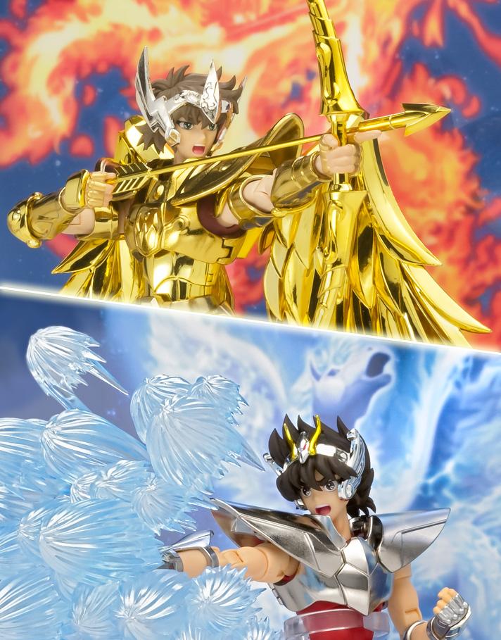 [Myth Cloth EX] Pegasus Seiya/Sagittarius Aiolos - Effect Parts Set ~ Bandai Collector Shop (25 Décembre 2012) AasLzBrR