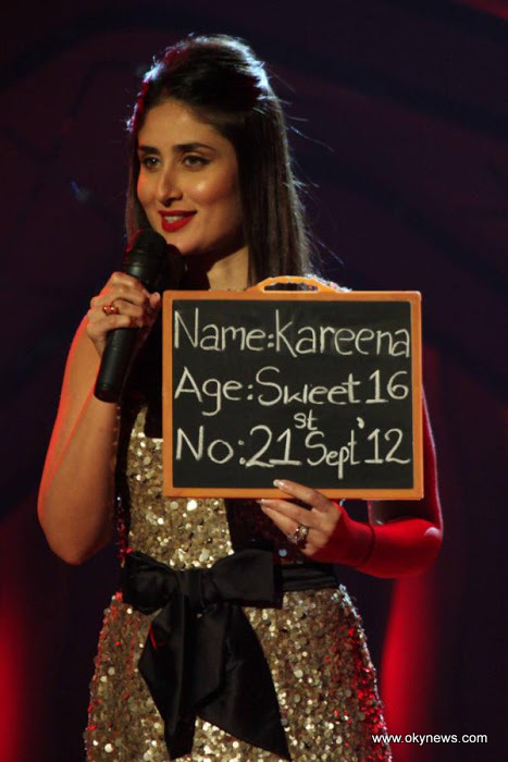 Kareena on the Sets of Dance India Dance Photo Gallery AbbgBZsr