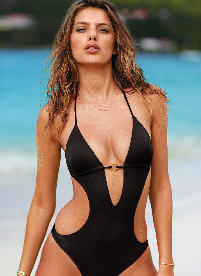 Bregje Heinen - Victoria's Secret Bikini (Sep, 2013) AbiQuoIB