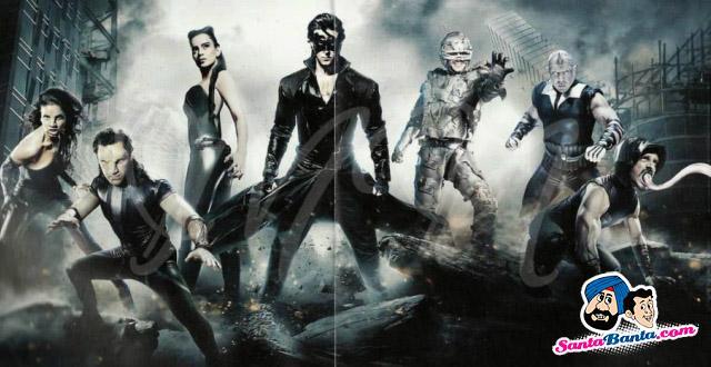 Bollywood Movie Wallpaper Krrish 3  AblMQ1AC