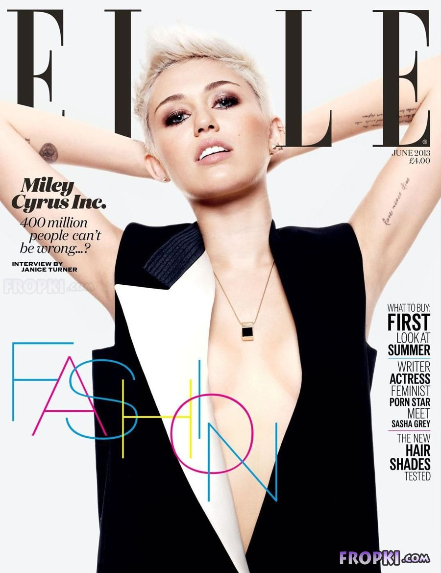 Miley Cyrus shows her naughty side - Page 3 Abvq1YtI