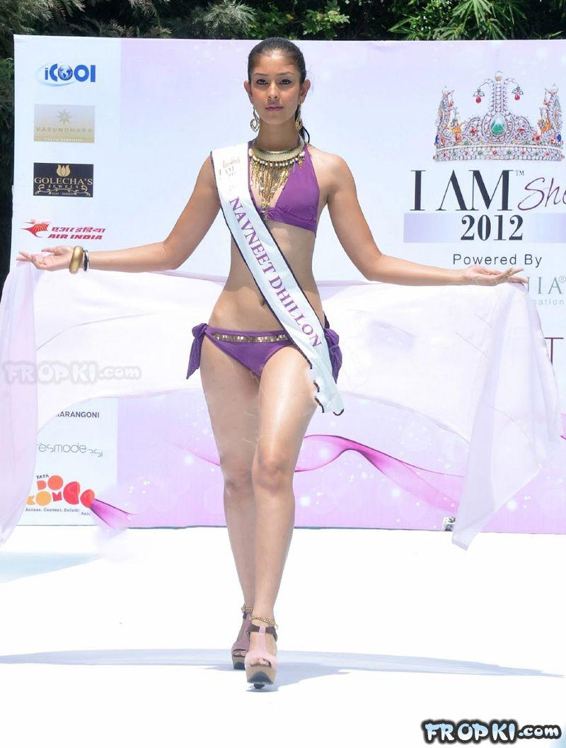 Navneet Kaur Dhillon wins Multimedia Award @ Miss World 2013 AbvvnL9E