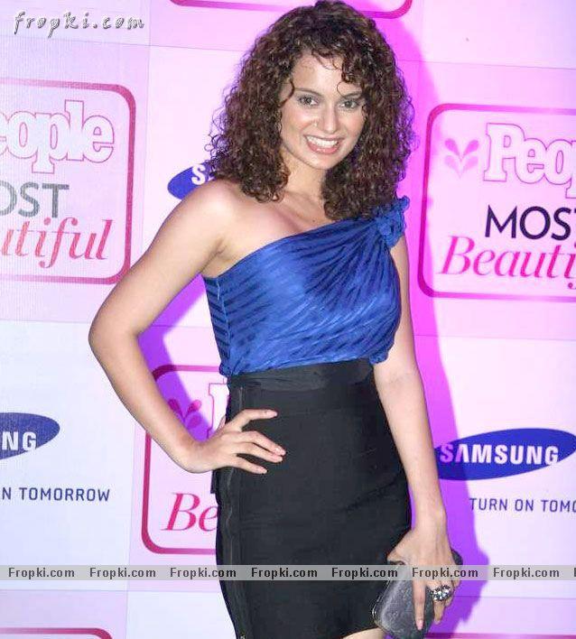 Kangana Ranaut at People Magazines Beautiful bash gallery AbyZx1My