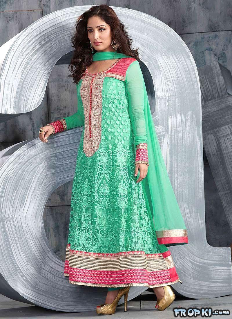 Yami Gautam Churidar Modeling Ad AcdggboK