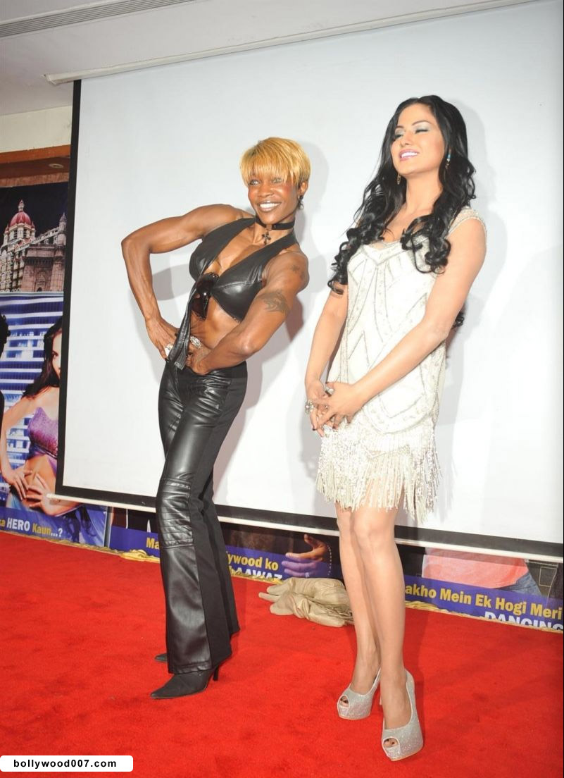 Veena Malik Promoting Film City that Never Sleeps AcgoXHFu
